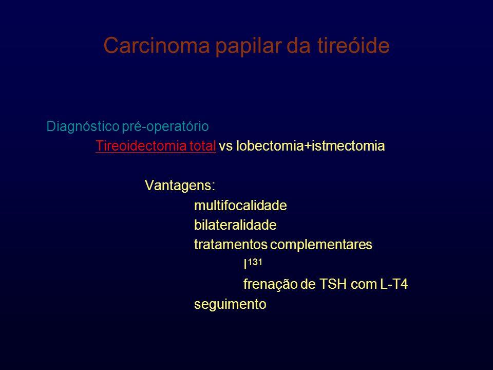 Carcinoma papilar da tireóide