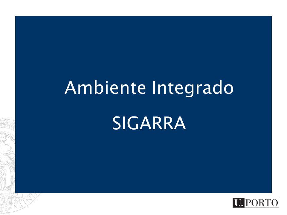 Ambiente Integrado SIGARRA