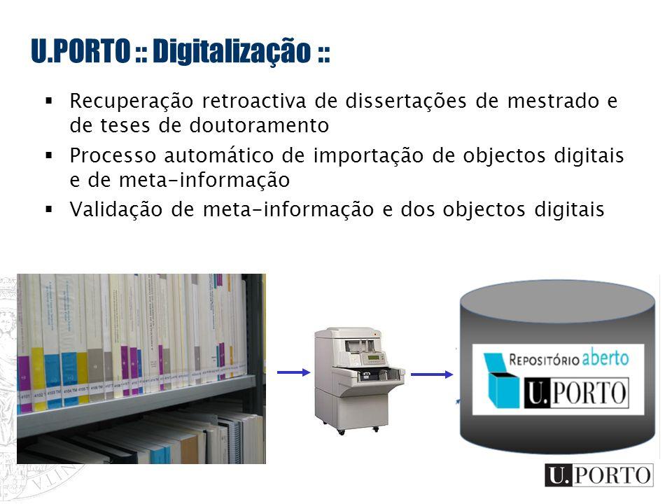 U.PORTO :: Digitalização ::