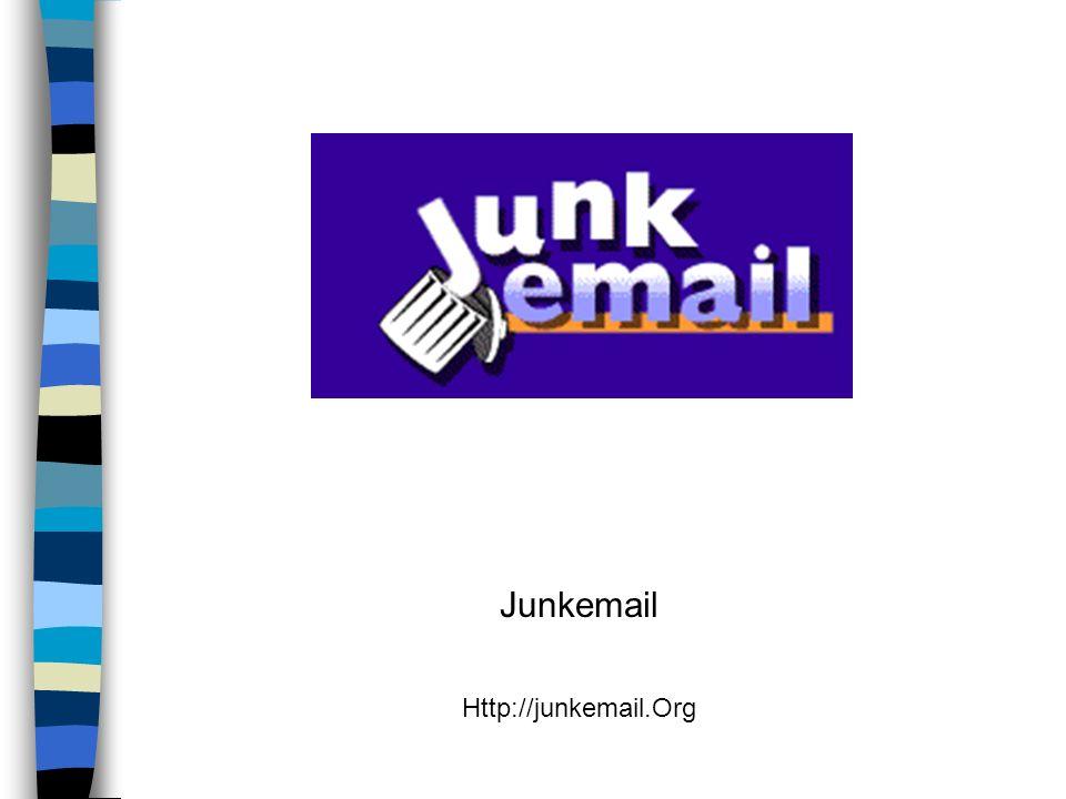 Junkemail Http://junkemail.Org