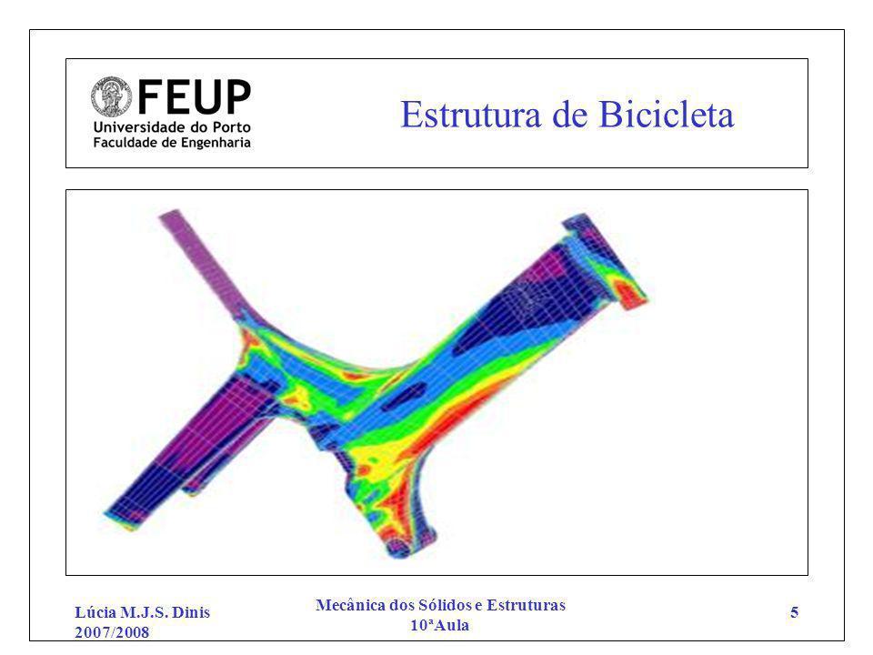 Estrutura de Bicicleta