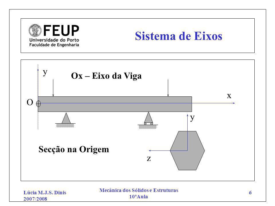Mecânica dos Sólidos e Estruturas