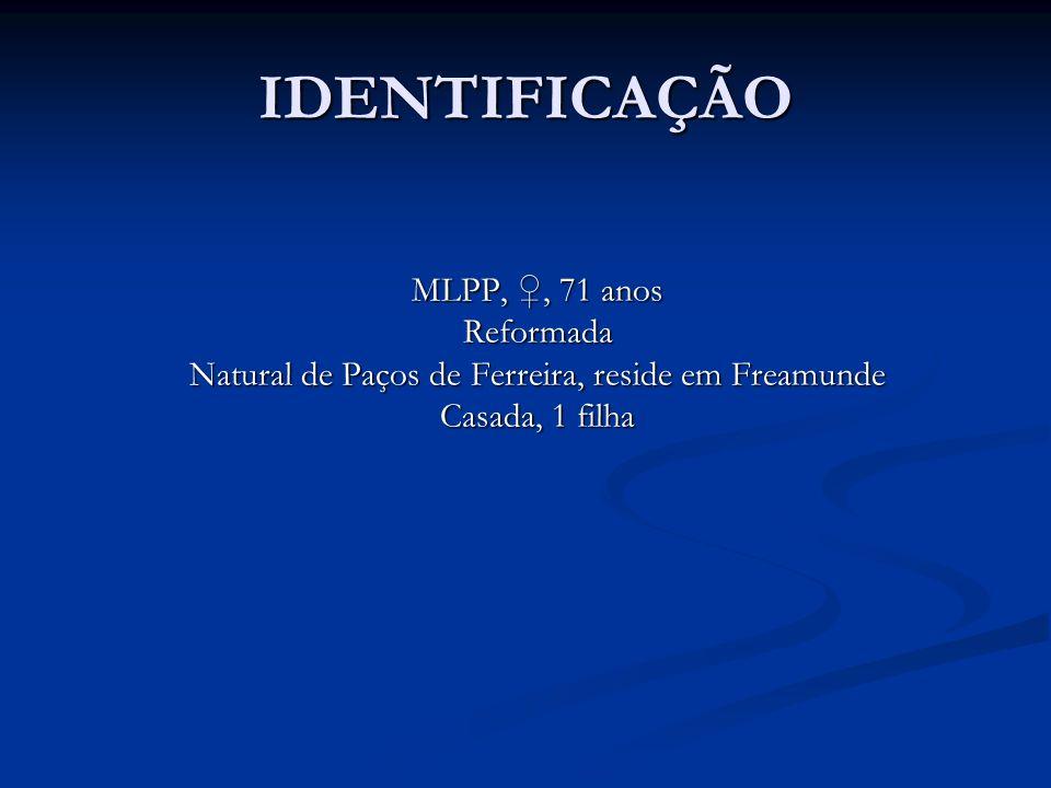 Natural de Paços de Ferreira, reside em Freamunde