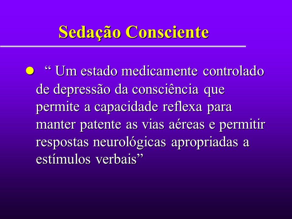 Sedação Consciente