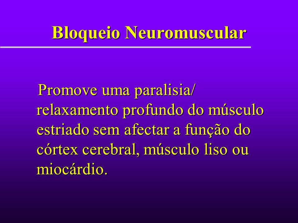 Bloqueio Neuromuscular