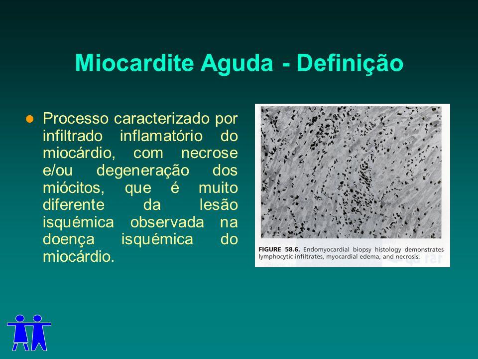 Miocardite Aguda - Definição