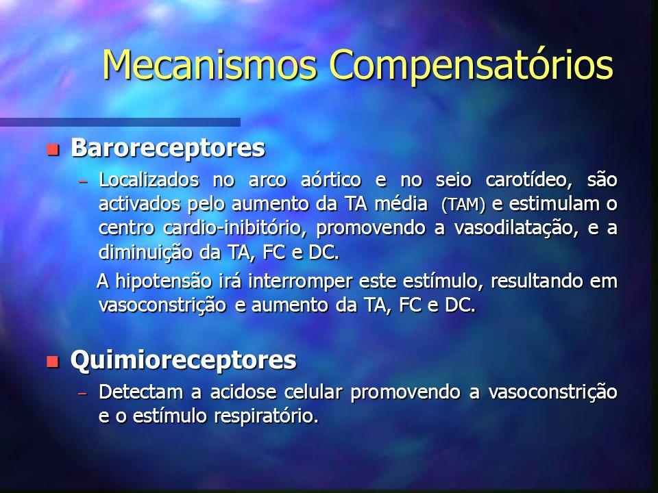Mecanismos Compensatórios