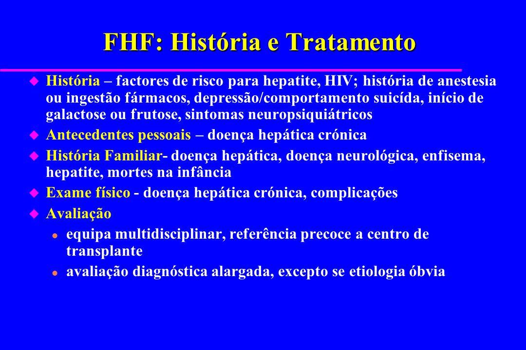 FHF: História e Tratamento