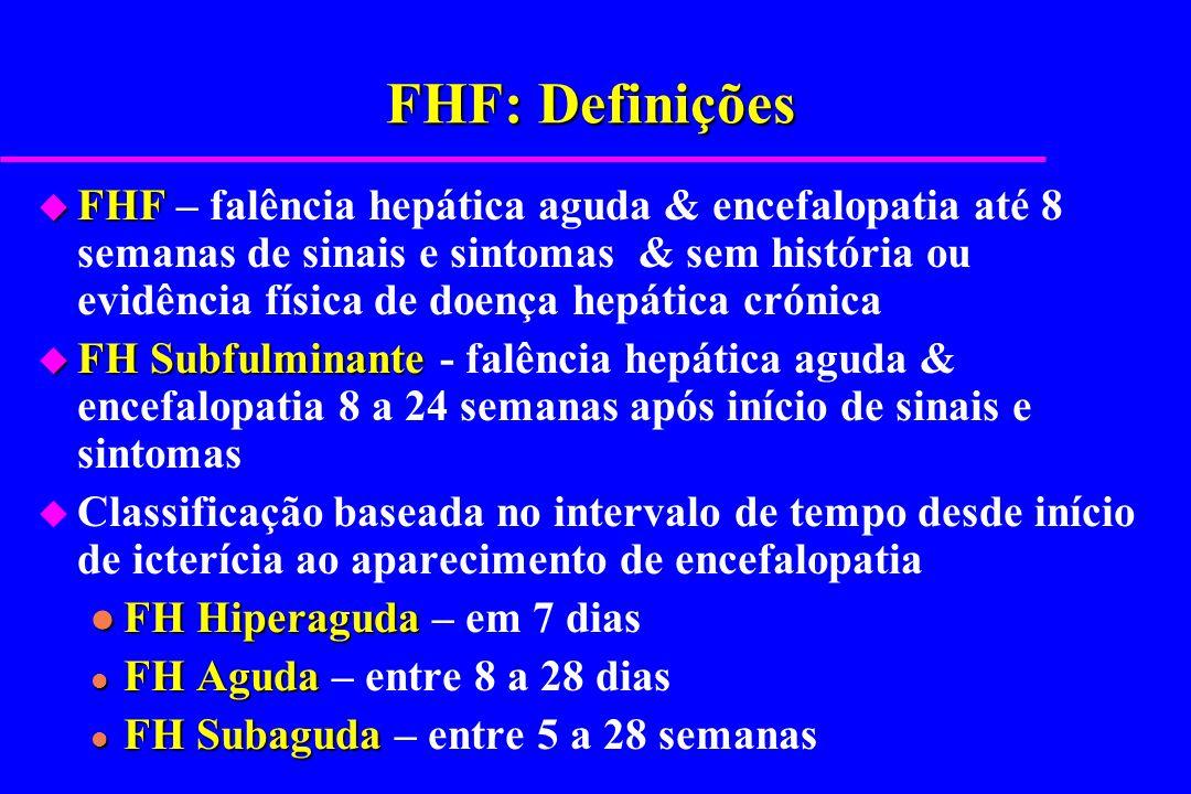 FHF: Definições