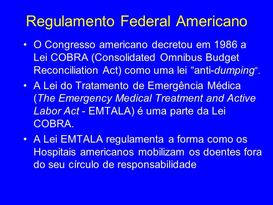 Regulamento Federal Americano