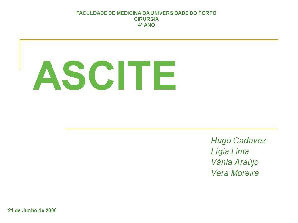 Hugo Cadavez Lígia Lima Vânia Araújo Vera Moreira