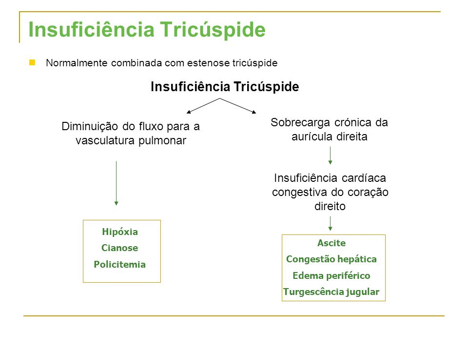 Insuficiência Tricúspide