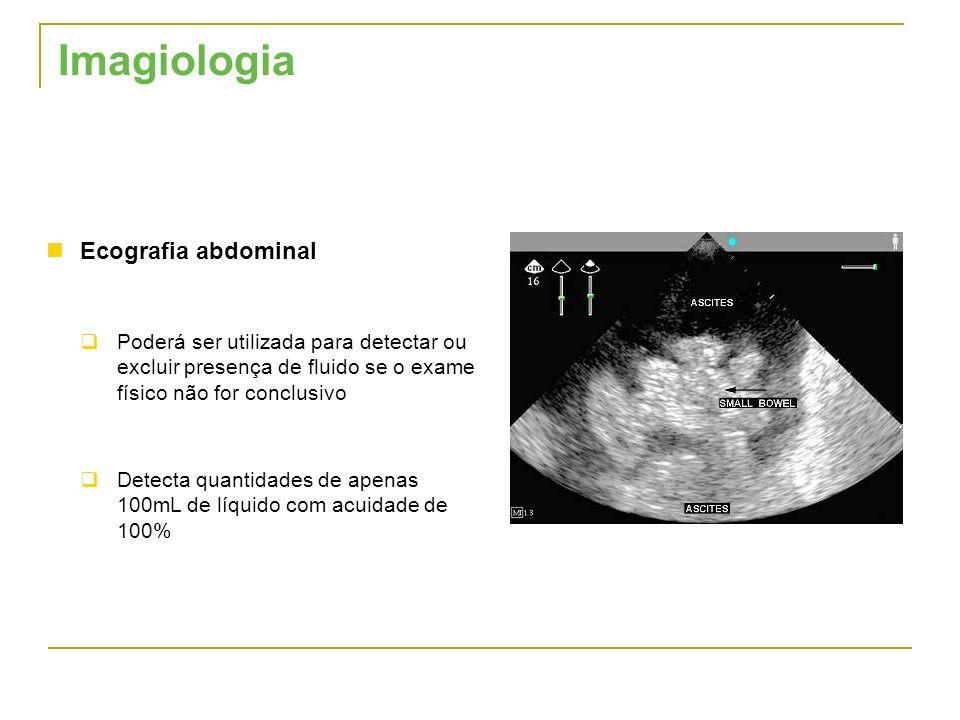 Imagiologia Ecografia abdominal