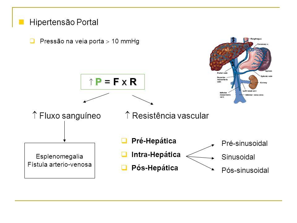  Resistência vascular
