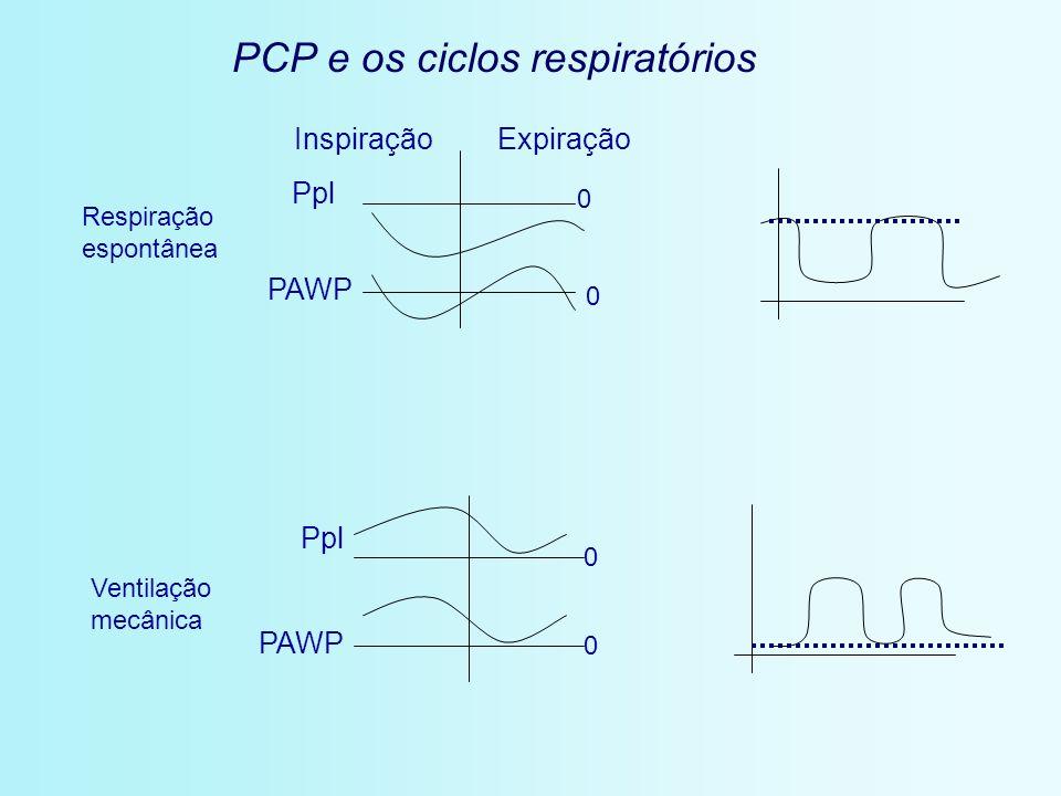 PCP e os ciclos respiratórios