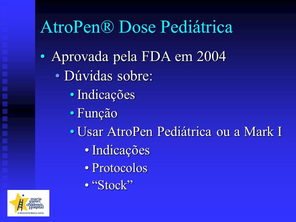 AtroPen® Dose Pediátrica