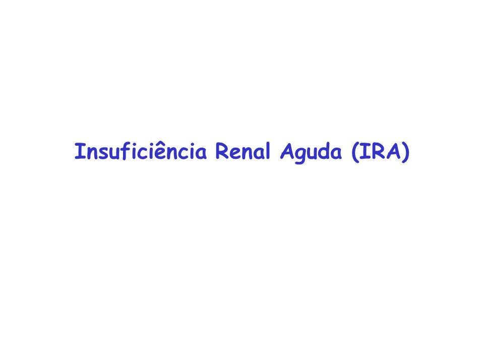 Insuficiência Renal Aguda (IRA)