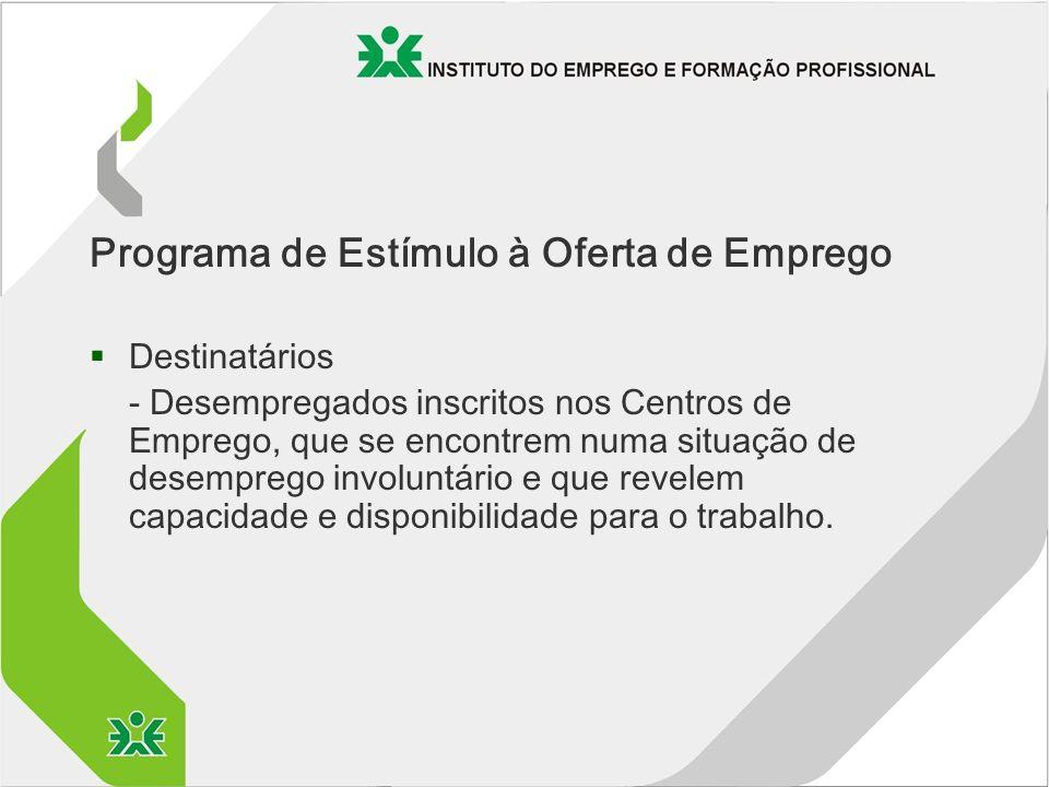 Programa de Estímulo à Oferta de Emprego