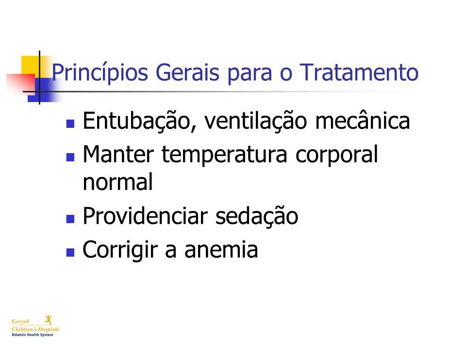 Princípios Gerais para o Tratamento
