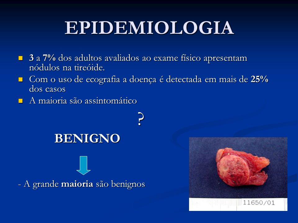 EPIDEMIOLOGIA BENIGNO
