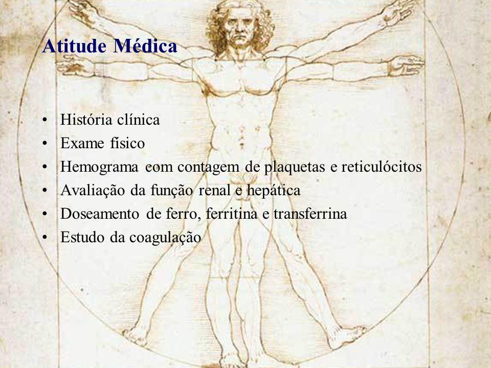 Atitude Médica História clínica Exame físico
