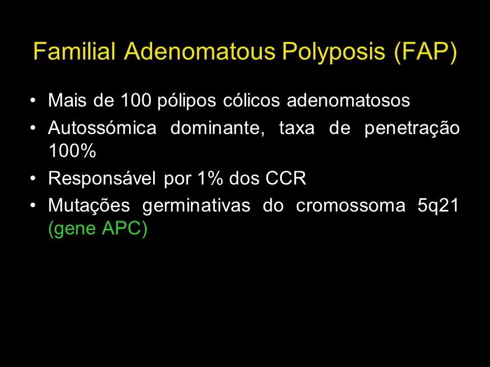 Familial Adenomatous Polyposis (FAP)