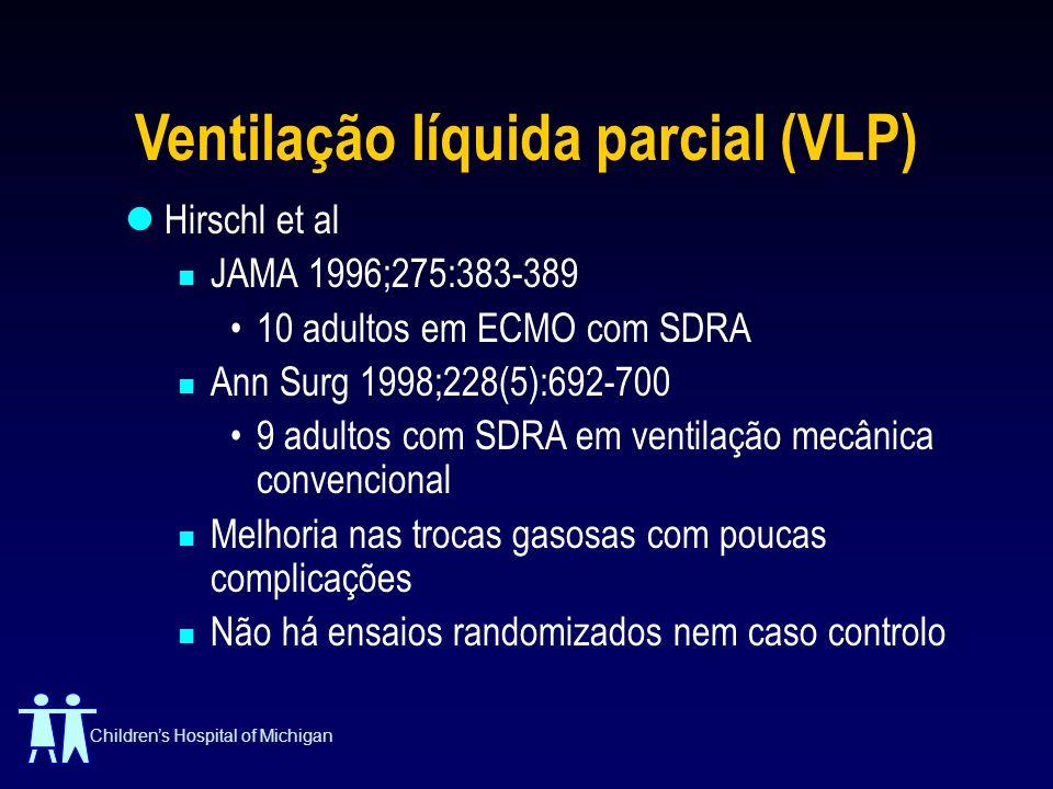 Ventilação líquida parcial (VLP)