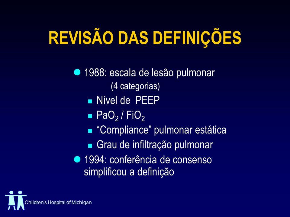 REVISÃO DAS DEFINIÇÕES