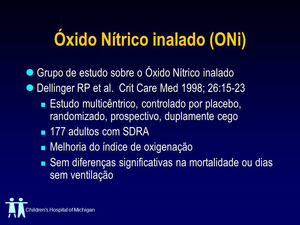 Óxido Nítrico inalado (ONi)