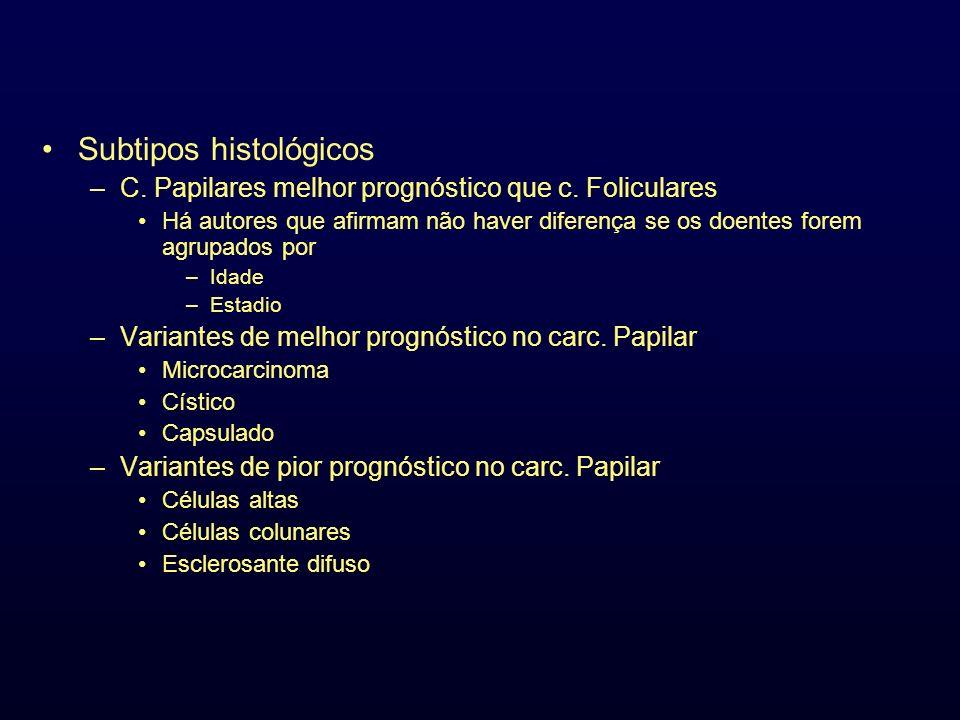Subtipos histológicos