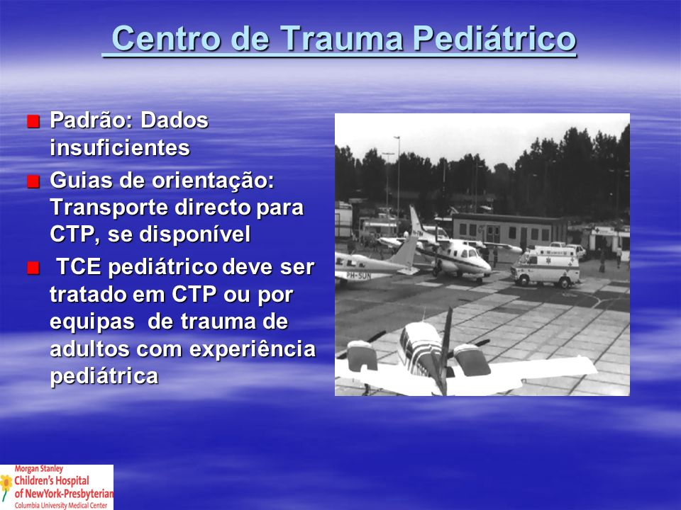 Centro de Trauma Pediátrico