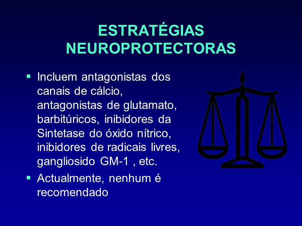 ESTRATÉGIAS NEUROPROTECTORAS