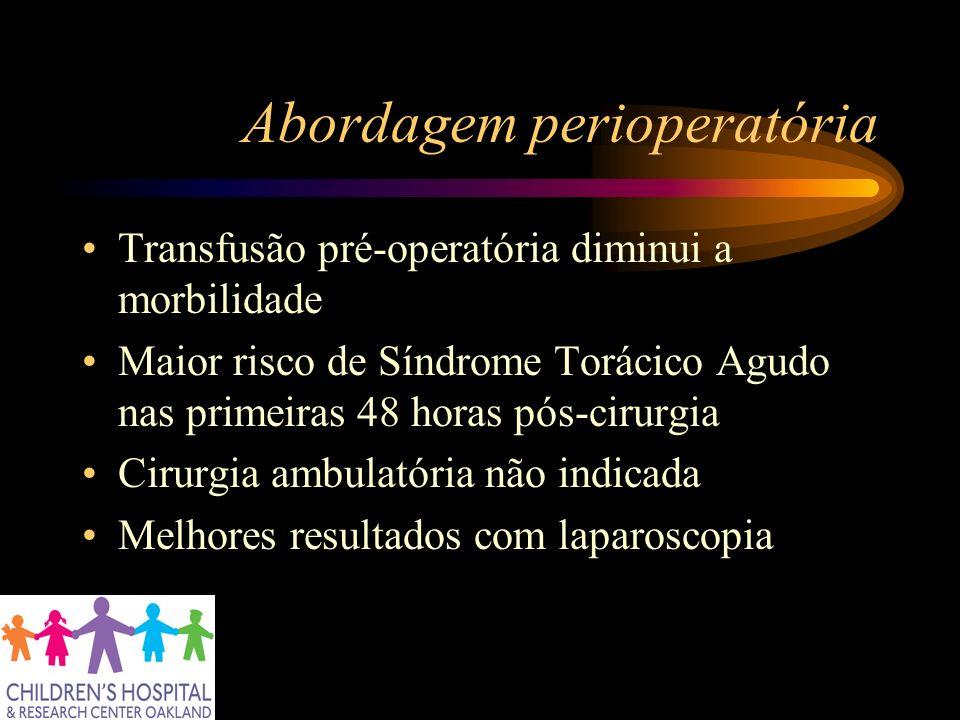 Abordagem perioperatória
