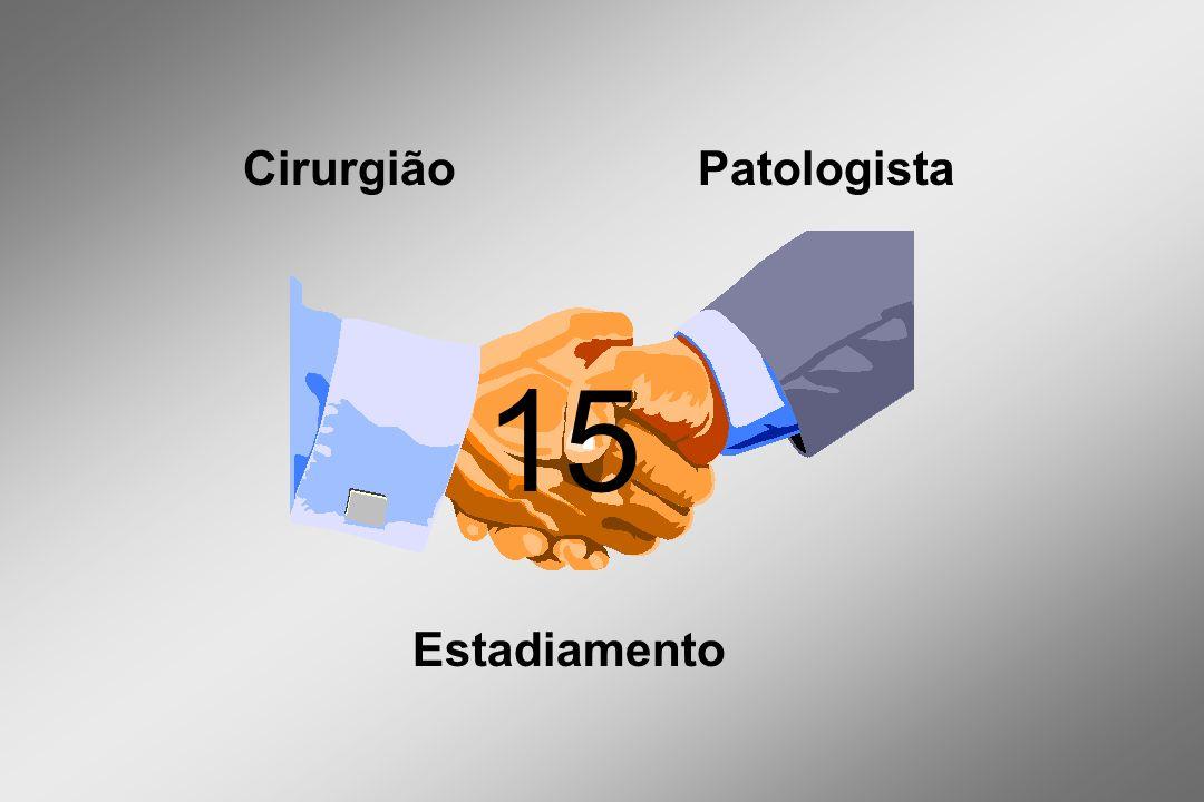 Estadiamento Cirurgião Patologista 15