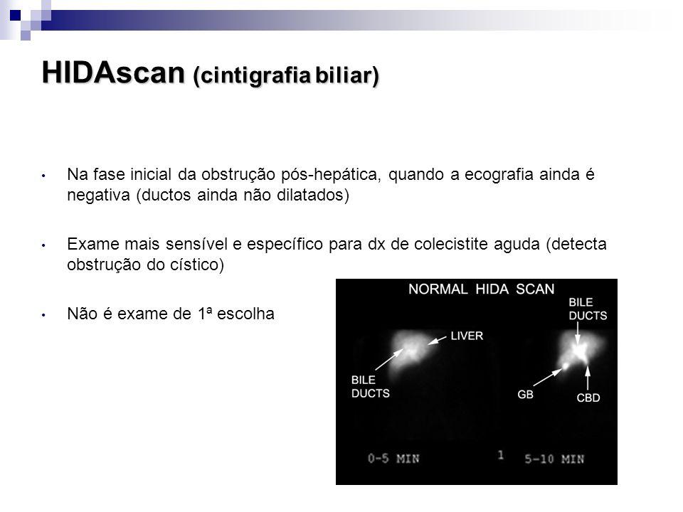 HIDAscan (cintigrafia biliar)