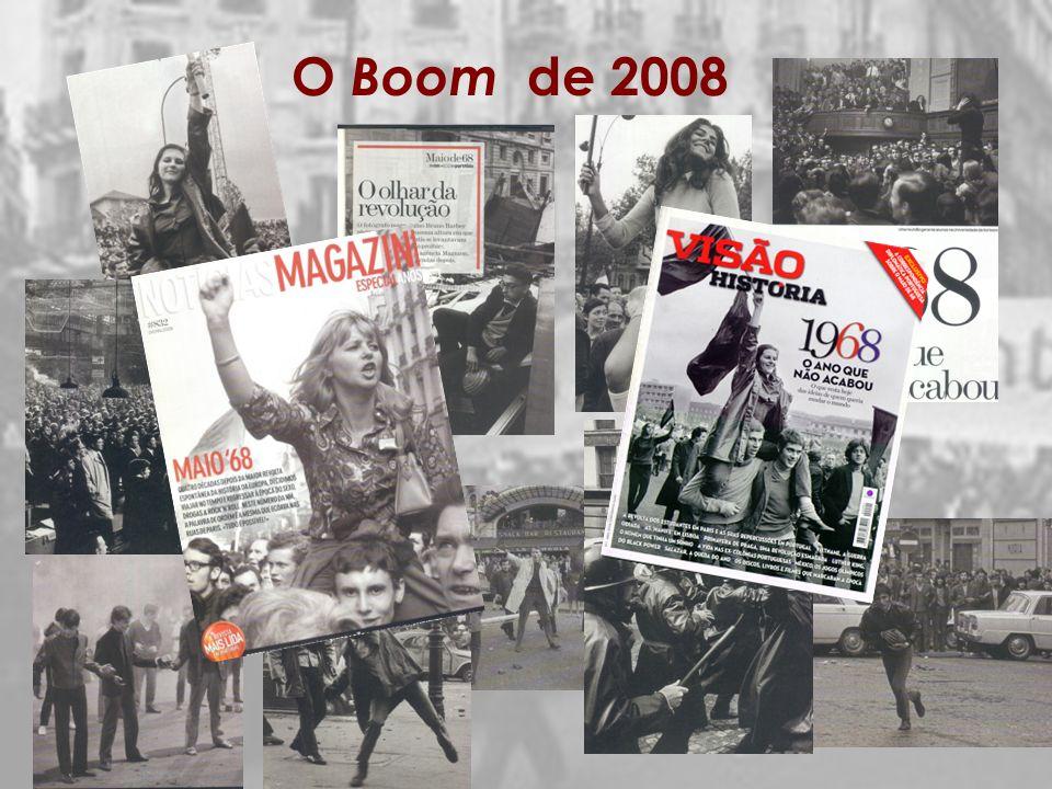 O Boom de 2008