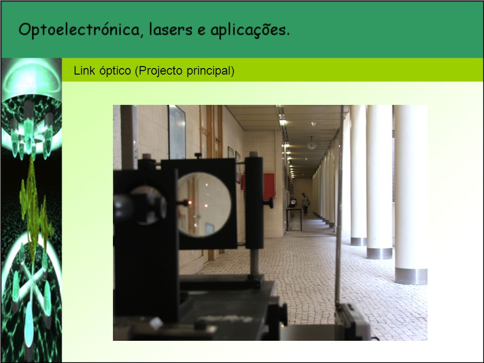 Link óptico (Projecto principal)