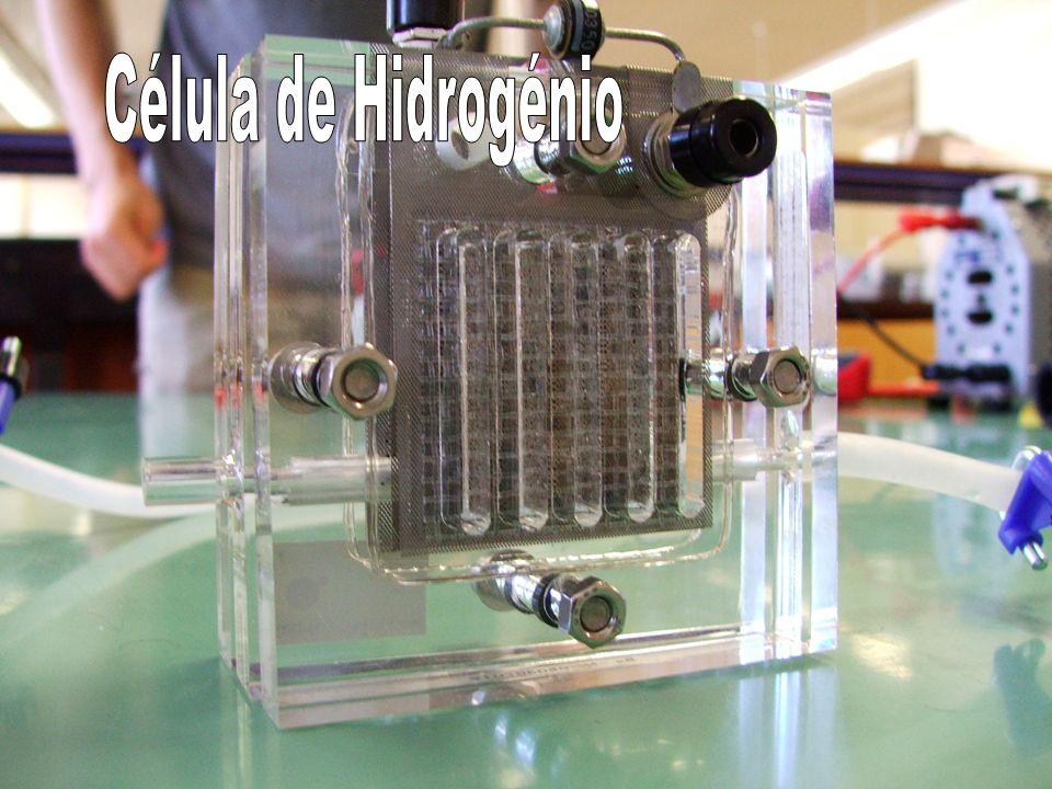 Célula de Hidrogénio