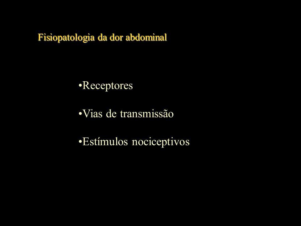 Estímulos nociceptivos