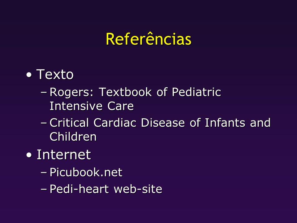Referências Texto Internet