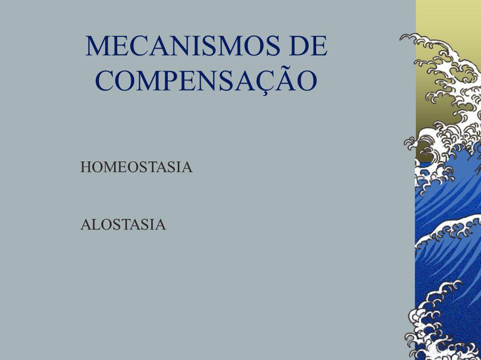 MECANISMOS DE COMPENSAÇÃO