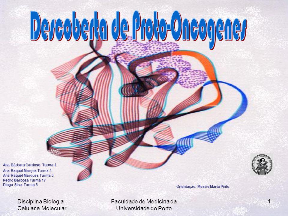 Descoberta de Proto-Oncogenes