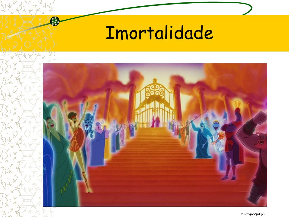 Imortalidade www.google.pt