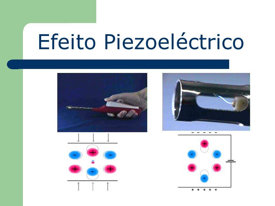 Efeito Piezoeléctrico