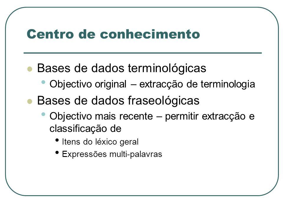 Centro de conhecimento