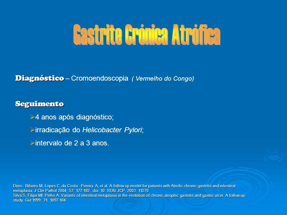 Gastrite Crónica Atrófica