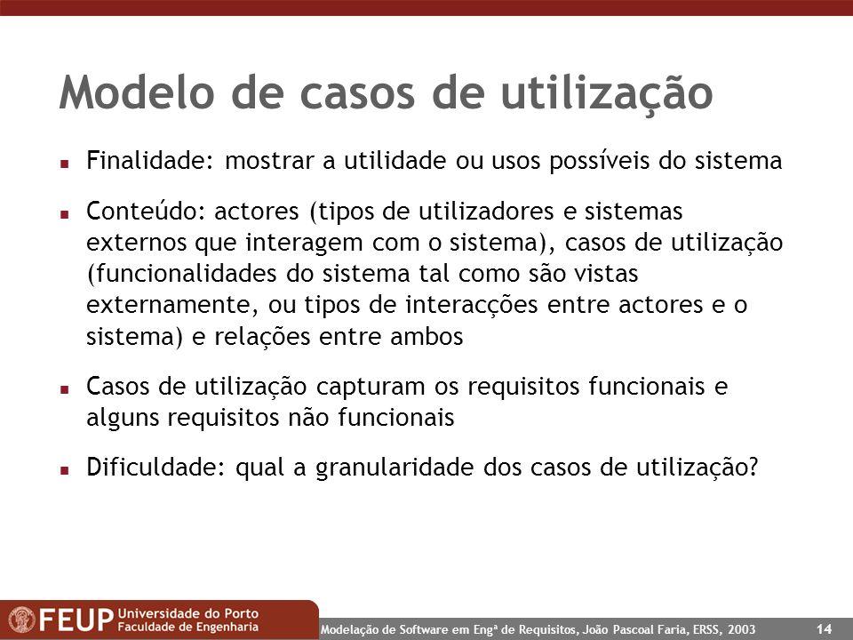 Modelo de casos de utilização