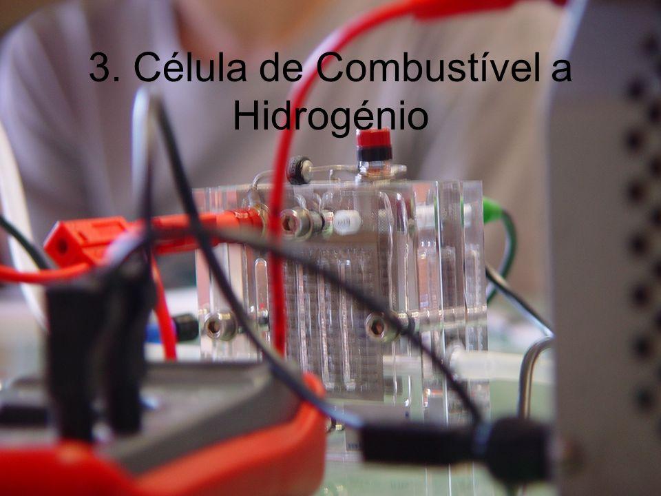 3. Célula de Combustível a Hidrogénio
