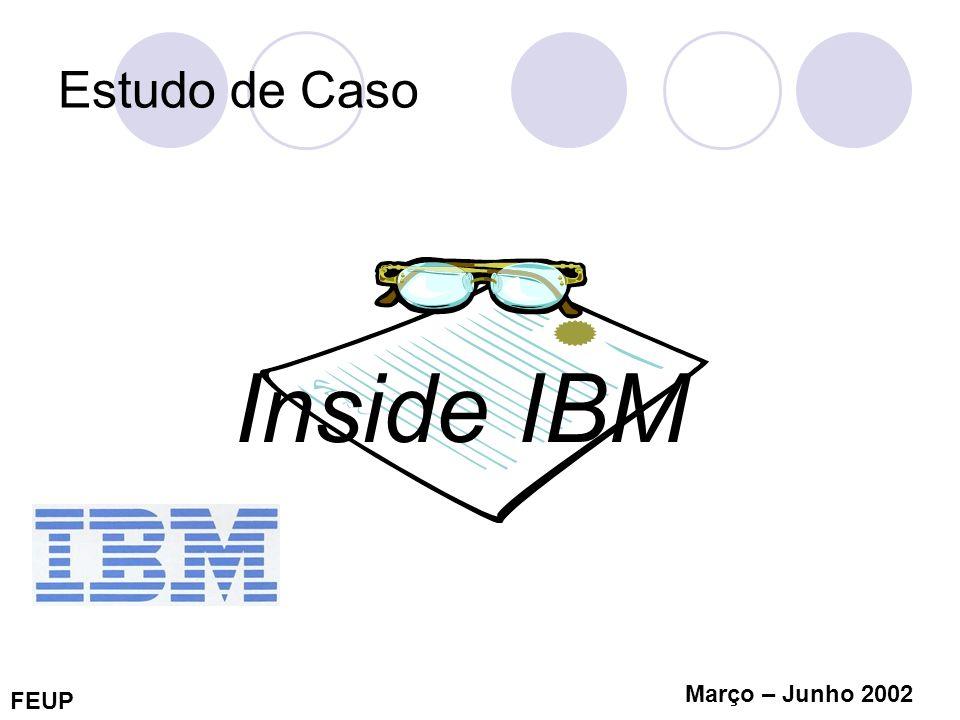 Estudo de Caso Inside IBM