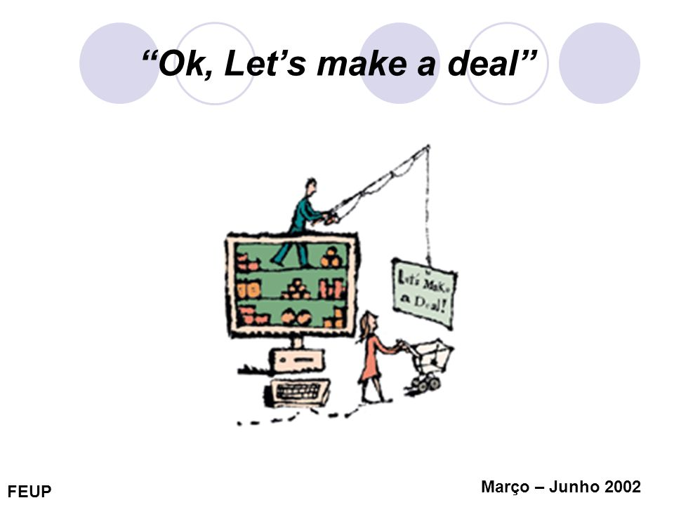 Ok, Let's make a deal